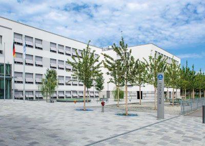 Мюнхен, средняя школа Хершинг