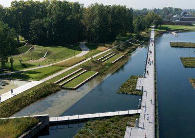 Страсбург, парк культуры и отдыха