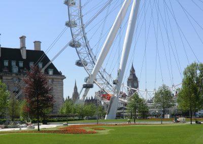 Лондон, Ламбет, Юбилейный сад
